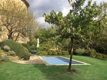 Le Pigeonnier, Turm, Ferienhaus, Pool, Provence, Frankreich