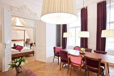 Hollmann Beletage, Hotel, Wien, Vienna, Österreich, Boutiquehotel