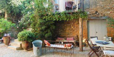 Les Sardines aux Yeux Bleus, Ferienwohnung, Provence, Pool, Frankreich