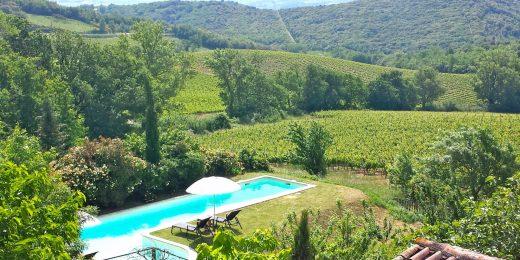 Domaine de Capiès, Ferienwohnungen, Aude, Carcassonne, Südfrankreich