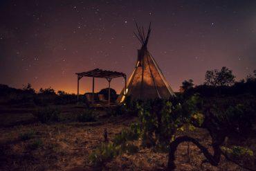 Quinta do Catalao, Glamping, Camping, Algarve, Portugal, besondere Unterkunft