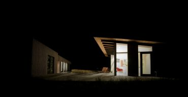 Aavego - außergewöhnliche Architektur in Agger an der Nordsee, Dänemark