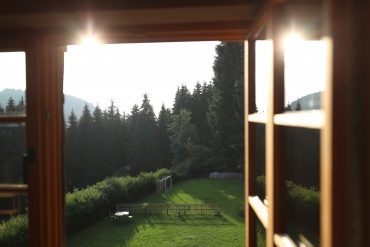 Ansitz Hohenegg, Ferienhaus, Bayern, Allgäu, besondere Unterkunft, Design, Architektur