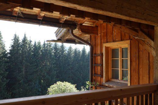 Ansitz Hohenegg, Ferienhaus, Ferienwohnung, Allgäu, Bayern, Wintersport, Design, Architektur