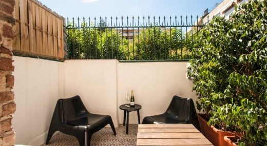 Hotel Retrome, Barcelona, Boutiquehotel, Designhotel, besondere Unterkunft