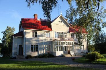Revsunds Prästgård, B&B, Schweden, besondere Unterkunft