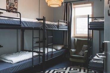 Hostel Ani & Haakien, Design, besondere Unterkunft, Rotterdam, Niederlande
