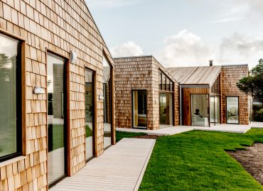 Recharge House, Agger, Design-Ferienhaus, Architektur, Nordsee, Dänemark, Nordjütland, besondere Unterkunft,