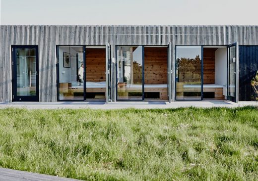 Architektenhaus, Ferienhaus, Design, Architektur, Dänemark, Nordsee