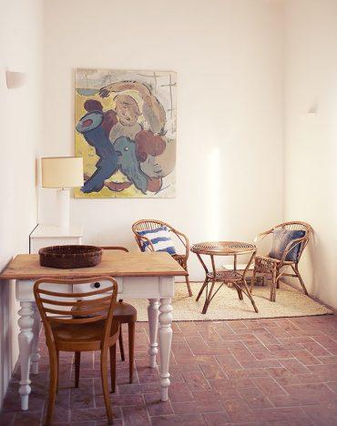 Villa Lena, Ferienwohnung, Florenz, Toskana, Italien, Design