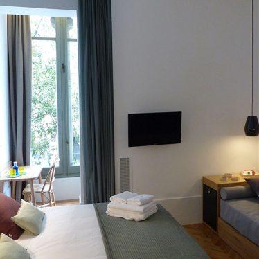 Casa Mathilda, Hotel, Barcelona, Spanien, Boutiquehotel