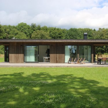 A little piece of Sweden, Ferienhaus, Architektur, Südschweden, besondere Unterkunft, Holzhaus