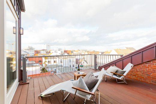 Soltausche Ferien, Ferienwohnung, Norderney, Nordsee, besondere Unterkunft, Apartment 7 b