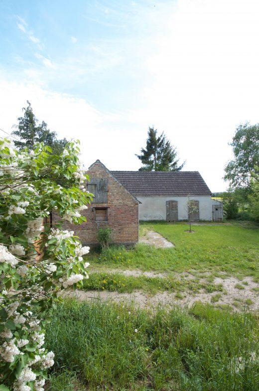 Sternhagener Haus, Ferienhaus, Uckermark, Brandenburg, Design, Architektur, besondere Unterkunft