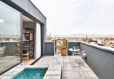 Hotel Brummell, Barcelona, Design, Boutiquehotel, Ferienwohnung
