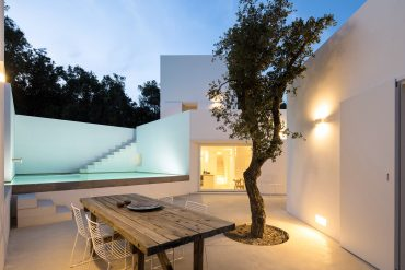 Casa Luum, Ferienhaus, Algarve, Portugal, Architektur, Luxus, Pool