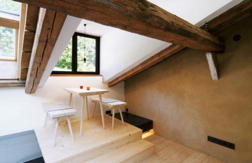 Gästehaus berge, Bayern, Design, Architektur, Ferienwohnungen, Boutiquehotel