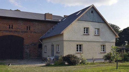 Gutshof Kraatz, Ferienwohnung, Design, besondere Unterkunft,  Uckermark