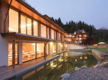 Biohotel Der Daberer in Kärnten, außergewöhnliches Design in Österreich
