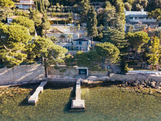 Hollmann Trieste, Ferienhaus, Architektur, Design, Adria, Italien, Beach House