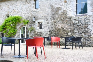 Les Rochers - außergewöhnliches B&B, Normandie, Frankreich