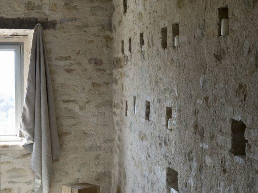 Casa Olivi, Ferienhaus, Marken, Italien, Luxury, Design, Architektur, de Meuron, Cassina, Philippe Starck, Vitra, Luxusferienhaus