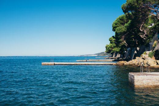 Hollmann Trieste, Ferienhaus, Adria, Italien, Design, Architektur, Beach House, Meer