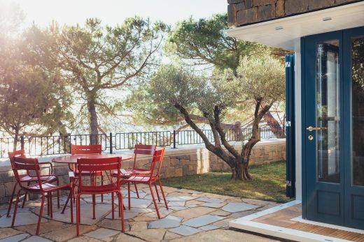 Hollmann Trieste, Ferienhaus, Adria, Meer, Italien, Design, Architektur
