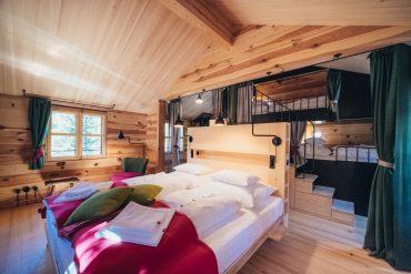 Hollmann Turracher Höhe, Ferienhaus, cabin, hütte, Österreich, Austria