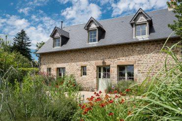 Esprit du Bocage, Ferienhaus, holiday home, Normandy, Normandie, France, Frankreich, Design, Architektur