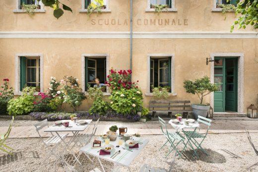 La Scuola Luciana, B&B, Boutiquehotel, besondere Unterkunft, Italien, Veneto
