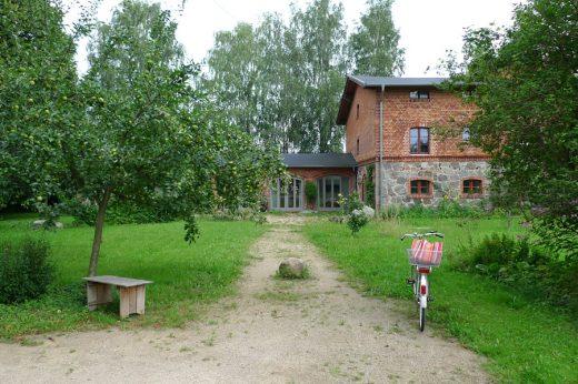 Gutshof Kraatz, Uckermark, Ferienwohnungen, besondere Unterkunft