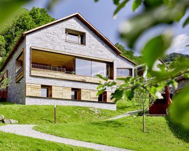 Auf da Leitn 8, Ferienhaus, Architektur, Design, Österreich