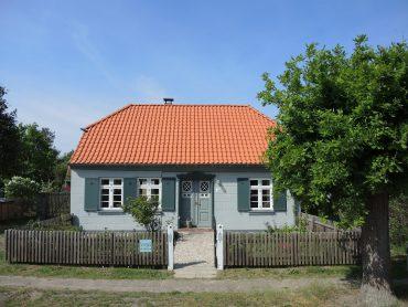 Alte Gärtnerei, Born, Darss, Ferienhaus, Ostsee, Deutschland