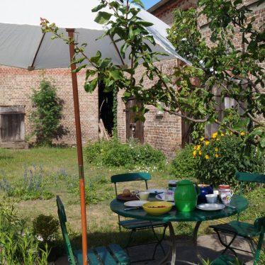 Das blaue Pferd - außergewöhnliches Ferienhaus in Brandenburg, Deutschland