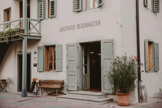 Hotel 1477 Reichhalter, Lana, Südtirol, Designhotel, Boutique-Hotel, Architektur