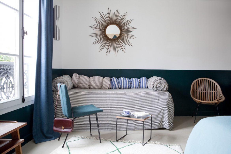 Hotel Henriette, Paris, Frankreich, Design, Boutiquehotel