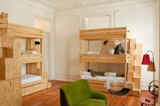 The Independente Hostel & Suites, Boutiquehostel, Design, Lissabon, Portugal