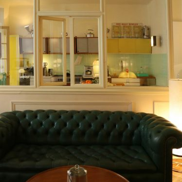 Pension Edelweiss - außergewöhnliches B&B, Design, Marseille, Frankreich