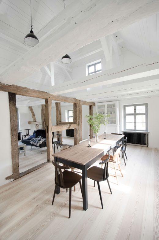Sternhagener Haus, Ferienhaus, Uckermark, Brandenburg, schöne Unterkunft, Architektur, Design