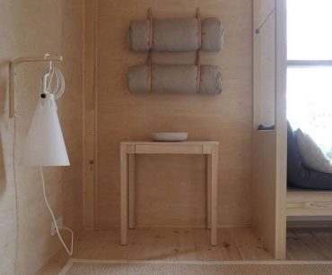 Bergaliv, Cabin, Schweden, Architektur, Design, besondere Unterkunft
