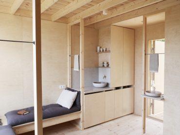 Bergaliv, Schweden, Cabin, Hotel, Architektur
