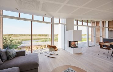 Light House, Aavego, Nordsee, Dänemark, Architektur, Design