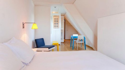 Lloyd Hotel & Cultural Embassy, Amsterdam, Boutiquehotel, außergewöhnlich, Budget