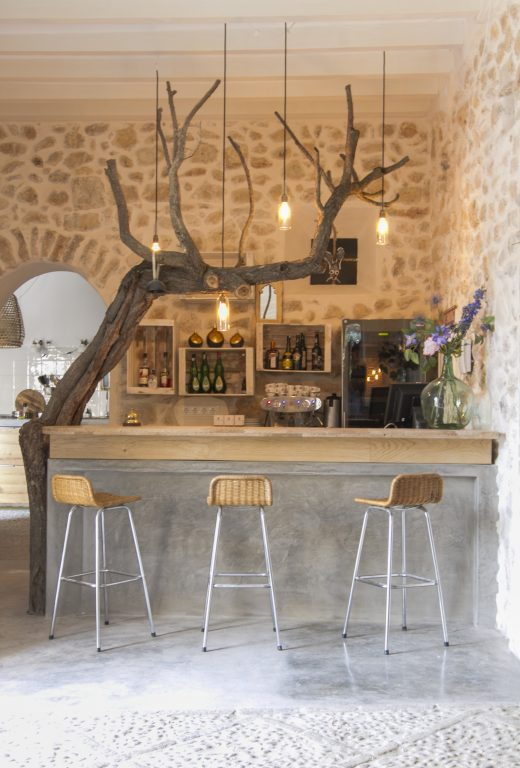 The Pink Pepper Tree, Boutiquehotel, Mallorca, Design, Architektur