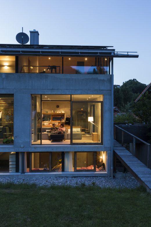 ferienhaus besondere unterk nfte besondere architektur bayern bleibe. Black Bedroom Furniture Sets. Home Design Ideas