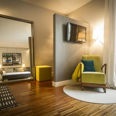 The 5 Rooms, Barcelona, Boutiquehotel, Design
