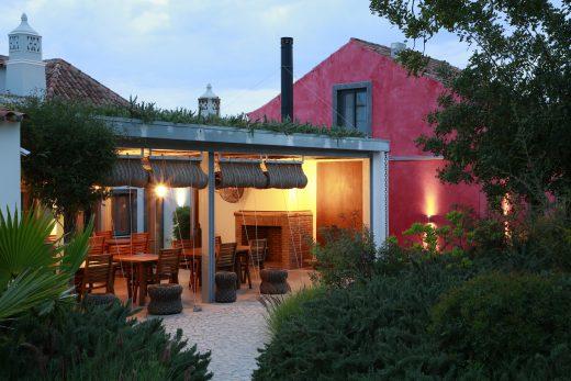 FazendaNova, Portugal, Algarve, BnB, Architektur, Luxus, Restaurant