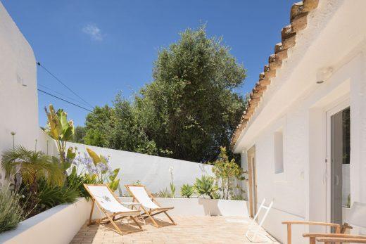 Farmhouse of the Palms, Algarve, Portugal, B&B, Designhotel