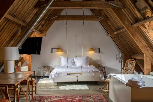 Lloyd Hotel Amsterdam, Niederlande, Boutiquehotel, Design
